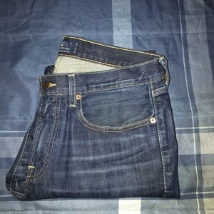 Lucky Brand 121 Heritage Slim Jeans 33 x 32